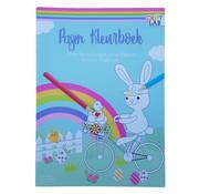 Craft Lab Paas kleur & Sticker boek