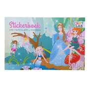 Craft Lab Stickerboek Fairy's met meerdan 200 stickers