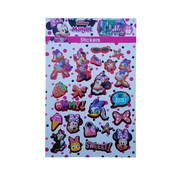 Nickelodeon Disney's Minnie Mouse Stickerboek met glitters