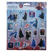 "Disney Disney's Frozen Foam Stickers ""True to myself"" +/- 22 Stickers"
