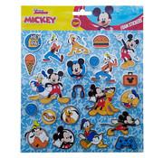 "Disney Disney's Mickey Mouse Foam Stickers ""Hey Pal"" +/- 22 Stickers"