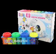 "Kids Creative kleiset Dierenwereld ""Arctic Stamps"""