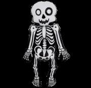 "Folieballon Halloween ""Skelet"" 93x55 cm"