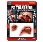 Tinsley Transfers Tinsley Horror 3D Tattoo Kerf wond ( Gouged )