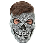 Ghoulish productions Masker Skull voor volwassenen
