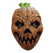 Ghoulish productions Masker Pompoen Hoofd voor volwassenen
