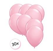 Joni's Winkel Premium Quality Ballonnen Baby Roze 30 stuks 30 cm