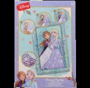 "Disney Disney kerst diamond painting ""Frozen"""