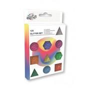 Craft Universe Glitterset multicolor 12-delig