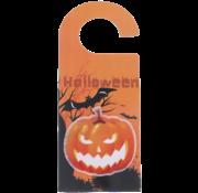 """Halloween deurhanger met ledverlichting """"Pompoen"""""""