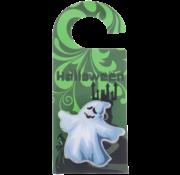 """Halloween deurhanger met ledverlichting """"Spook"""""""