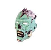 Comedia Masker zombie brain groen voor volwassenen