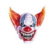 Comedia Masker crazy clown voor volwassenen