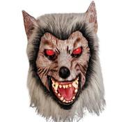 Comedia Masker wolf voor volwassenen