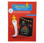 Joni's Winkel Sinterklaas Kras & Toverblok 2x25 vel