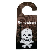 """Halloween deurhanger met ledverlichting """"Skelet"""""""