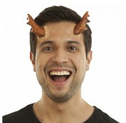 Ghoulish productions Ghoulish Latex Herten hoorns ( Deer Horns )