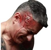 Ghoulish productions Ghoulish Latex Hoofd wond ( Broken Head )