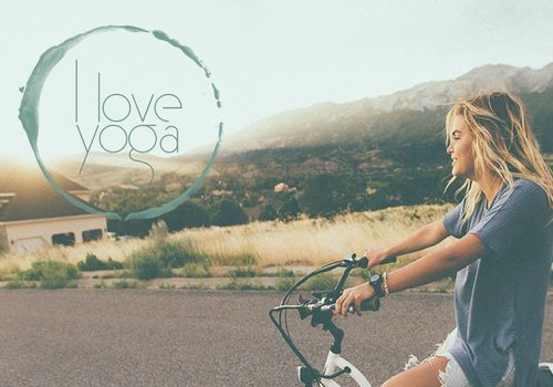 I Love Yoga On Tour