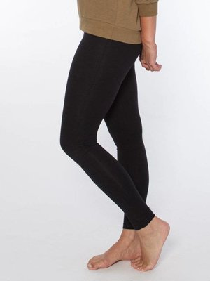 Yogamii - Duurzame Yoga Kleding Yoga Legging Lilly Zwart