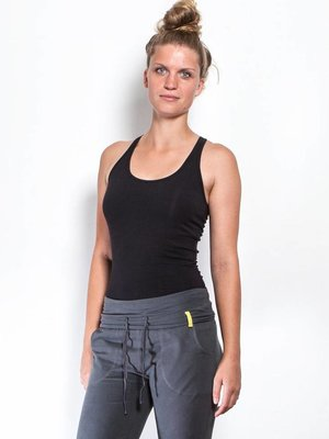 Yogamii - Organic Yoga Wear Yoga Top Zwart