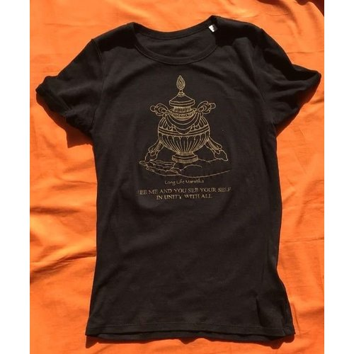 Maratika Foundation Women's t-shirt black