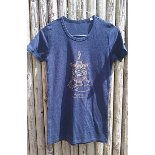 Maratika Foundation Women's t-shirt - dark blue