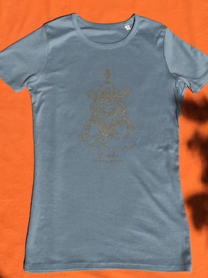 Maratika Foundation Women's t-shirt - light blue