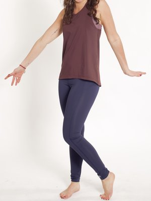 Tame the Bull Abfab II Sport and Yoga Legging Dark Blue