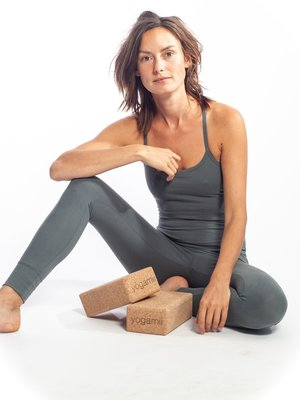 Yogamii Yoga Cork Block