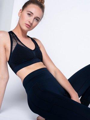 Studio Nanette Lindeman - Duurzame Yoga- en Sportkleding Constructed Bra Top