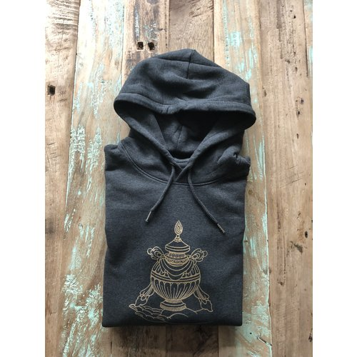 Maratika Foundation Unisex Hoodie Dark Grey