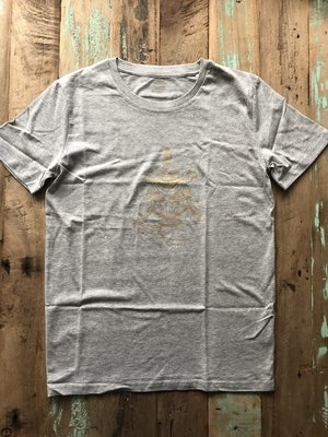 Maratika Foundation Men's t-shirt Grey