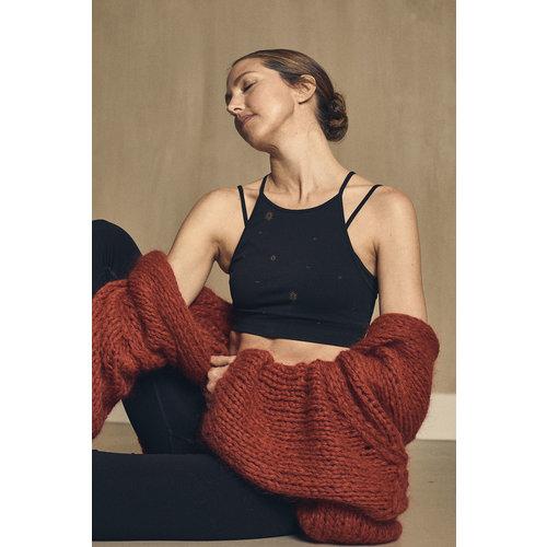 She Moves - Yoga en Active Wear Infinity Fleurin Top