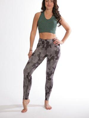 Tame the Bull - Duurzame Yoga- en Sportkleding Reversible Hoge Taille Legging
