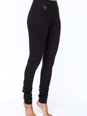 Urban Goddess - Yoga en Active Wear Yoga Legging Gaia Urban Black
