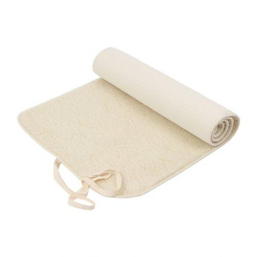 Flokati Yoga Mat Merino Wool 75X200