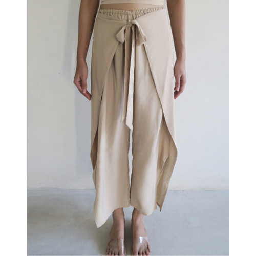 Inti Yoga Studio Sage Trousers Nude