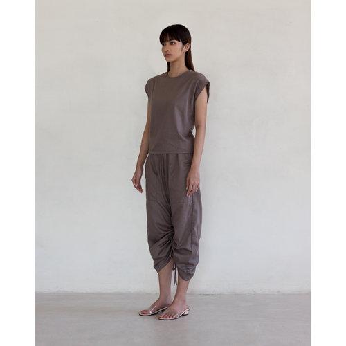 Inti Yoga Studio - Yoga en Lounge Kleding Sora Pants Grey
