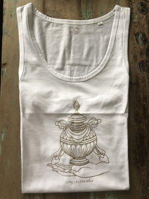 Maratika Foundation - Support Monastery in Nepal Men's tank White