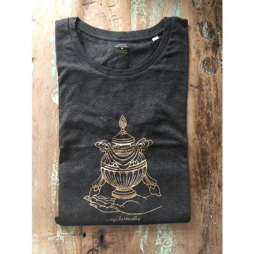 Maratika Foundation Women's t-shirt Dark Grey