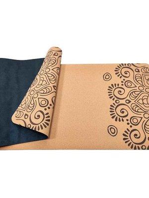 Samarali  Sun Eclipse Cork Yoga Mat