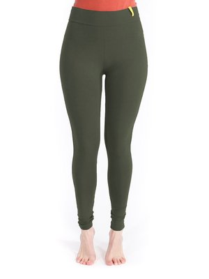 Yogamii Lilly Legging  Dark Olive