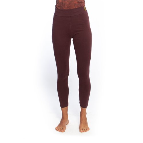 Yogamii Lilly Legging Dark Plum