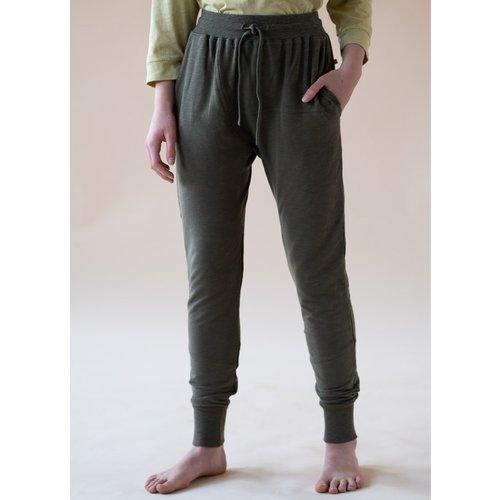 Yogamii Mudra Pants Dark Olive