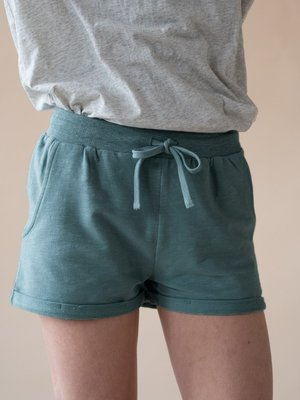 Yogamii Mudra Shorts Artic Blue