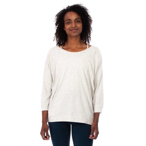 Yogamii Mukha Blouse Off-White