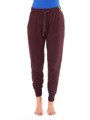 Yogamii - Organic Yoga Wear Mudra Pants Plum