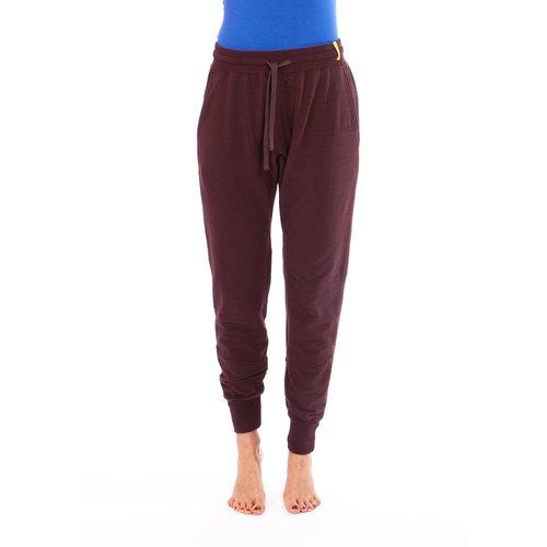 Yogamii - Duurzame Yoga Kleding Mudra Pants Plum