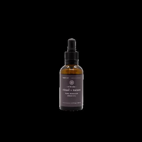 Oil & Ohm - Body Oils voor Body en Mind Argan Bodyoil 50 ml
